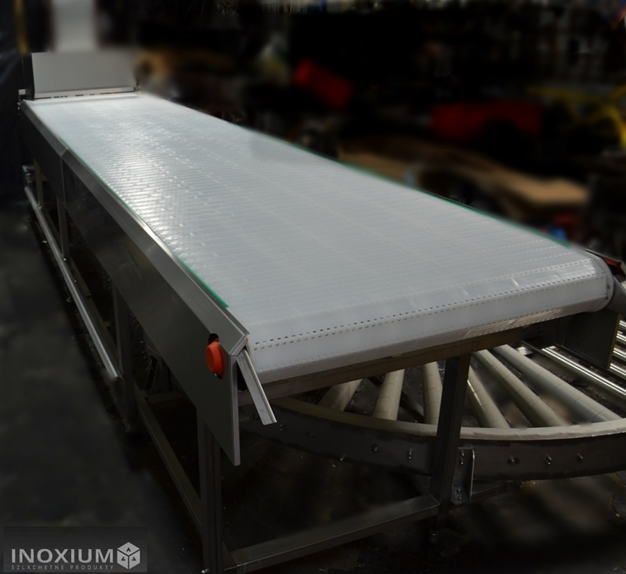 barrel roller conveyor